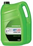 Антифриз LUXE Long Life G11 / зеленый / 10KG