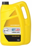 Антифриз LUXE Long Life G13 / желтый / 5KG