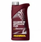 Масло MANNOL ATF Dexron III Automatic Plus / 1335 1L