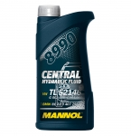 Масло MANNOL 8990 Central Hydraulic Fluid для ГУР / 2002 8990 0.5L