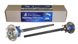 Комплект полуосей LADA 2123 усиленная с подшипником ступицы Приора под АБС / ВолгаАвтоПром / 2123-2403069-22