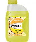 Антифриз PILOTS / желтый / 1KG