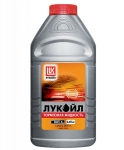 Жидкость тормозная Лукойл DOT 4 / 1339420 0.46KG