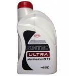 Антифриз SINTEC ULTRA G-11 / Красный / 800304 1KG