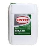 Антифриз SINTEC EURO G-11 / Зеленый / 800516 10KG