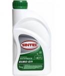 Антифриз SINTEC EURO G-11 / Зеленый / 802558 1KG