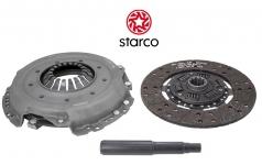 Сцепление УАЗ дв.УМЗ 417 421 4-х ст КПП без подшипника / STARCO / SPK250861