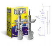Комплект амортизаторов стоек Lada 2180 Vesta / SS-20 / газ-масло  передние КОМФОРТ SS20326