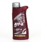 Масло MANNOL ATF-A PSF для ГУР / 2449 8980 0.5L