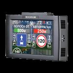 Видеорегистратор FHD с радар-детектором и GPS / INTEGO / MAGNUM