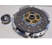 Сцепление Hyundai County / VALEO / комплект 827386