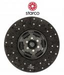 Диск сцепления 33104 Валдай дв.Cummins ISF 3.8 / STARCO / SPD362501