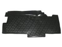 Коврик салона пластик ГАЗ 2705  7-местный второй ряд сидений / L.Locker / 0181030100